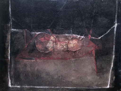 Xaime CABANAS - Pintura - BODEGON