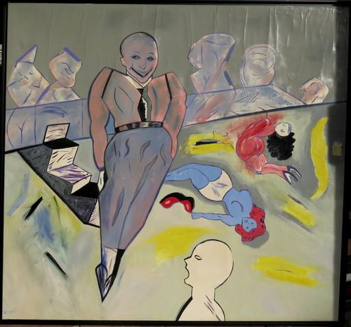 Pierre DESSONS - Painting