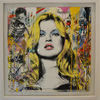 MR BRAINWASH - Pittura - Kate Moss- Cover Girl