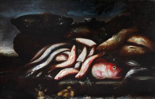 Elena RECCO - Gemälde - Still life