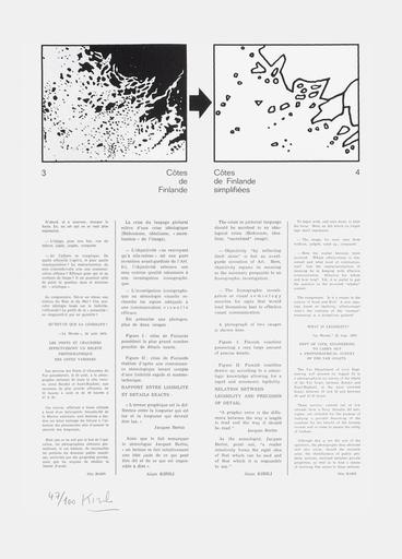 Alain KIRILI - Print-Multiple - Côtes de Finlande