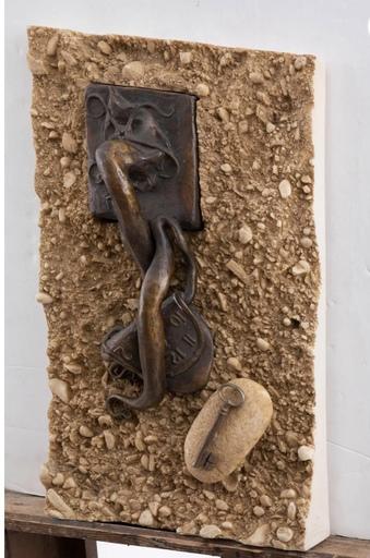 Salvador DALI - Sculpture-Volume - Le poulpe
