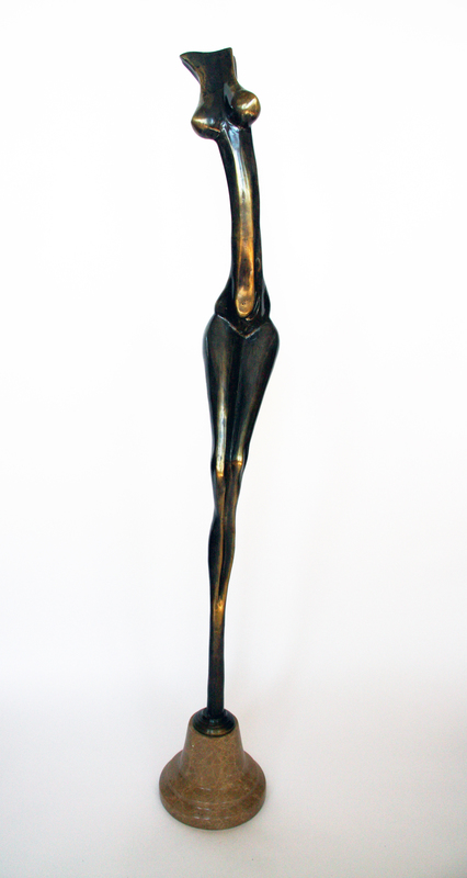 Levan BUJIASHVILI - Sculpture-Volume - Nude # 1