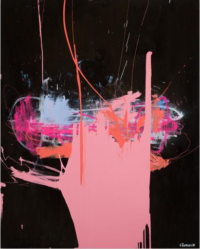 Tommaso FATTOVICH - Painting - Gravity Drops