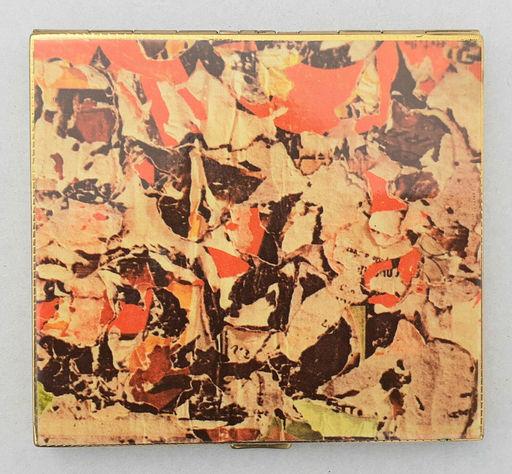 Mimmo ROTELLA - Sculpture-Volume - Affiche