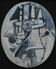 Albert BITRAN - Painting - Composition
