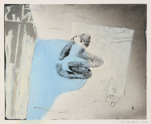 Zigi BEN-HAIM - Pittura - Composition