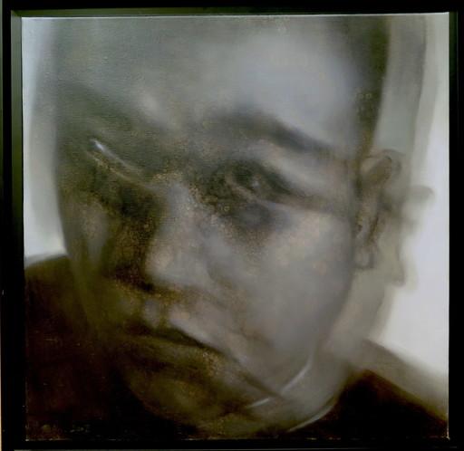 JIN Bo - Peinture - Expression tremblante