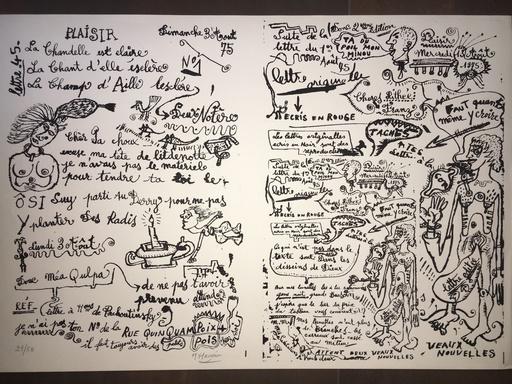 Michel MACRÉAU - Print-Multiple - VEAUX NOUVELLES