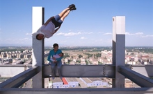 LI Wei - Estampe-Multiple - A pause for humanity 1