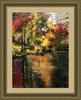Levan URUSHADZE - Gemälde - Fall in New York