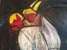 Christian DURIAUD - Pintura - Still life