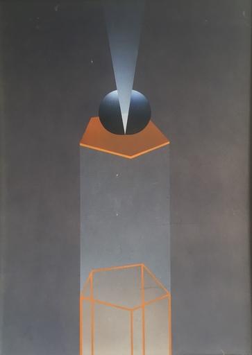 Julio LE PARC - 绘画 - Modulation 911