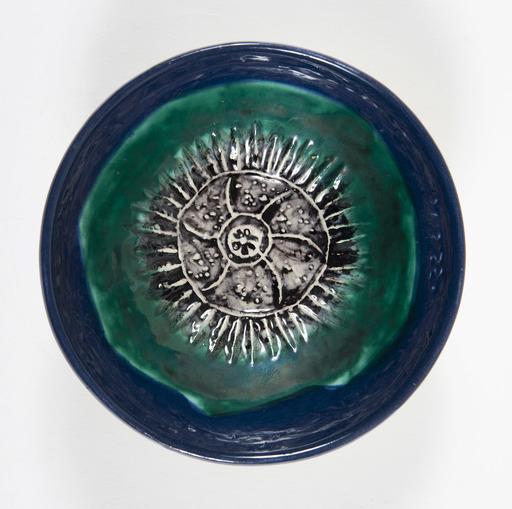 Pablo PICASSO - Ceramiche - Oursin, (A.R.268)