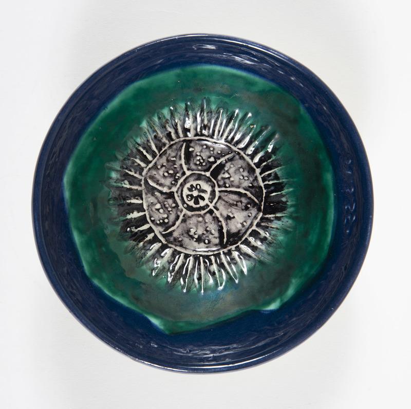 巴勃罗•毕加索 - 陶瓷  - Oursin