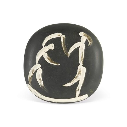 Pablo PICASSO - Ceramic - Danseurs
