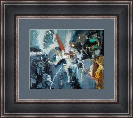 Levan URUSHADZE - Peinture - Composition # 93