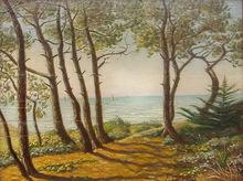 Francisco LLORENS DÍAZ - Pintura - pinares