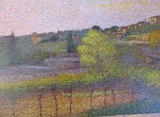 Jean VOLLET - Peinture - BIOT
