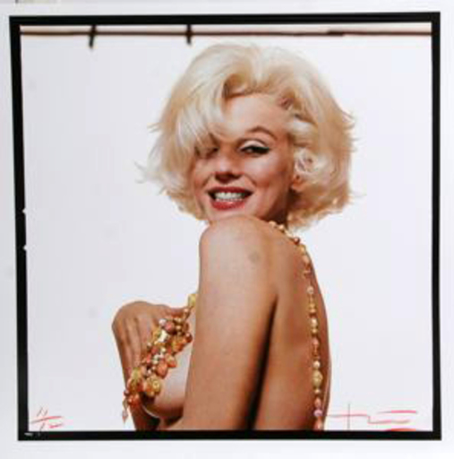Bert STERN - Photography - Marilyn Monroe, The Last Sitting 6