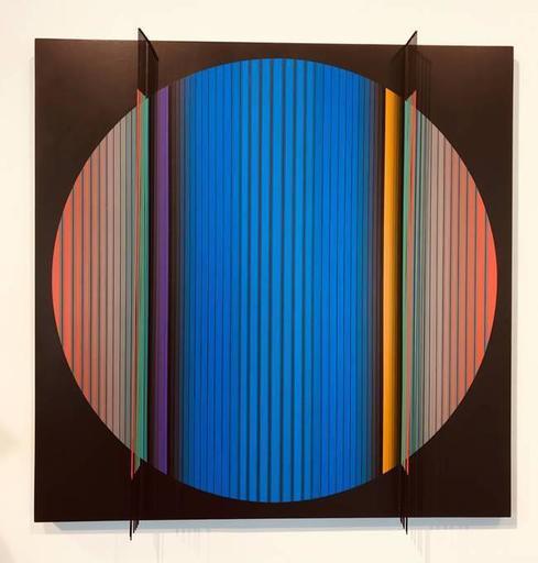 Dario PEREZ FLORES - Painting - Prochromatique 1182