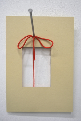 SIMPLE THINGS - Sculpture-Volume - Red Line. Start Up!