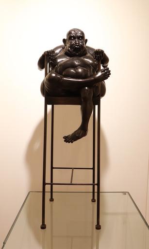 Miodrag TASIC - Escultura - L'ARBITRE