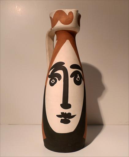Pablo PICASSO - Keramiken - Visage (A.R. 288)