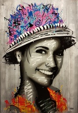 SEATY - Pintura - Wendy #3