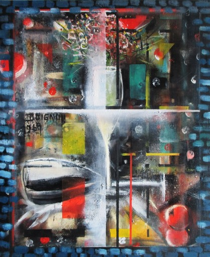 Didier DOIGNON - Pintura - Festive