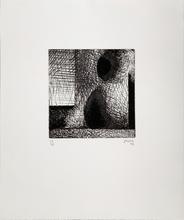 Henry MOORE - Print-Multiple - Architecture - Rothko Memorial Portfolio