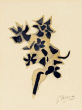 Georges BRAQUE (1882-1963) - Lettera Amorosa page 21