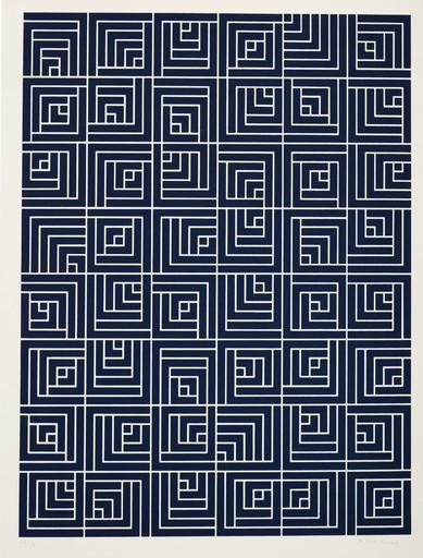 Radoslav KRATINA - Druckgrafik-Multiple - Labyrinth