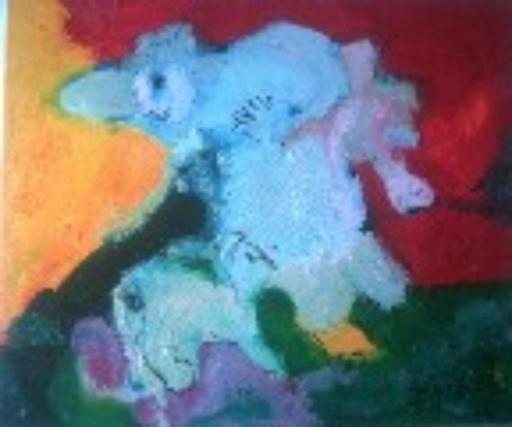 Bernard MOREL - Peinture - LAPIN