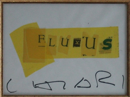 Giuseppe CHIARI - 绘画 - Fluxus