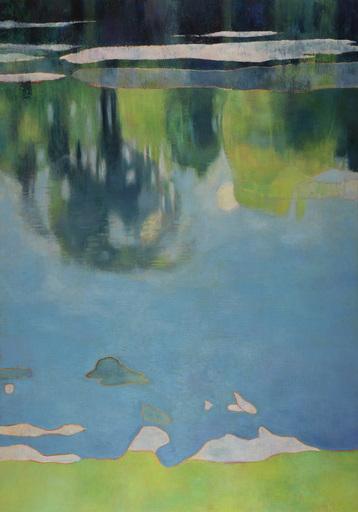 Marie-Pierre AUTONNE - Peinture - Narcisse