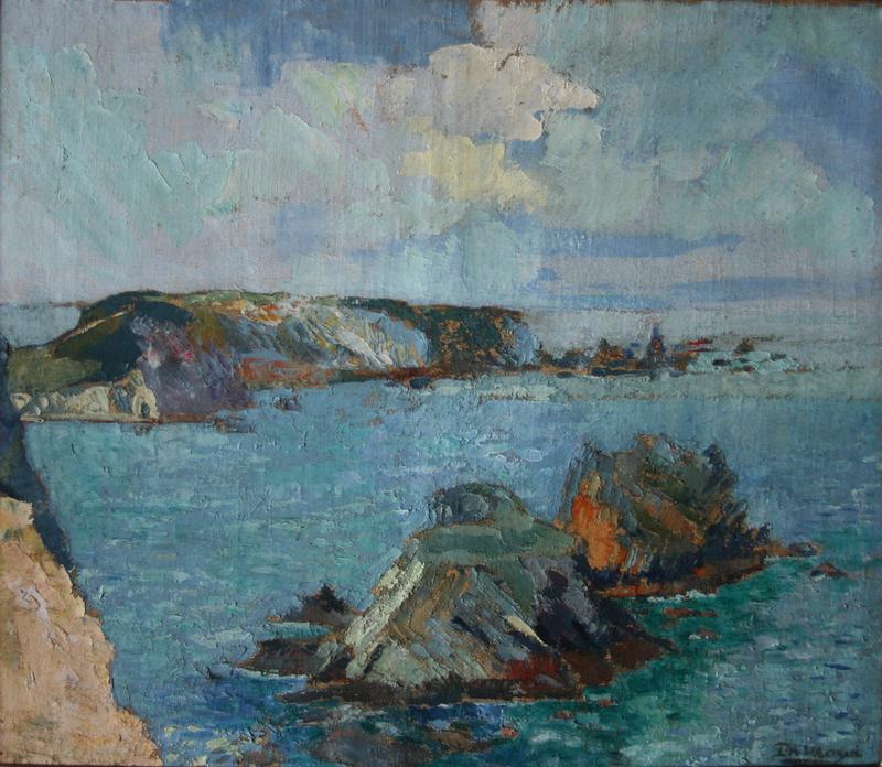 Paul auguste masui c te bretonne 1568178 place de for Auguste chabaud cote