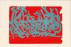 DI SUVERO Mark - Estampe-Multiple - Tendresse (lithograph)