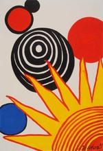 Alexander CALDER (1898-1976) - Quarter Sunrise