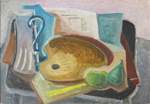Bice LAZZARI - Gemälde - SENZA TITOLO