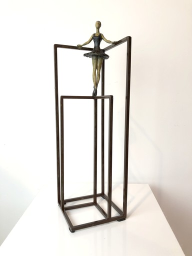 Joan ARTIGAS PLANAS - Sculpture-Volume - Tamara