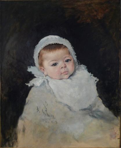 José JIMÉNEZ ARANDA - Painting - LE BEBE