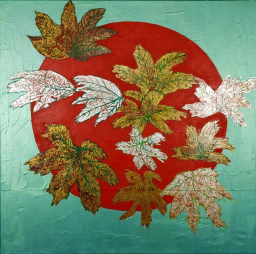 Corine LESCOP - Peinture - Eté indien