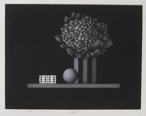 Mario AVATI - Druckgrafik-Multiple - GRAVURE 1982 SIGNÉE AU CRAYON NUM/85 HANDSIGNED ETCHING