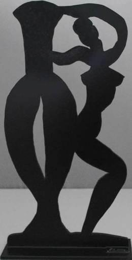 Stefan SZCZESNY - Escultura - Schattenskulptur St. Moritz