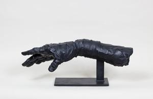 Yoann MERIENNE - Skulptur Volumen - Main bandée