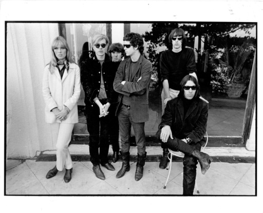 Gérard MALANGA - Photography - Andy Warhol & the Velvet undergroud and Nico