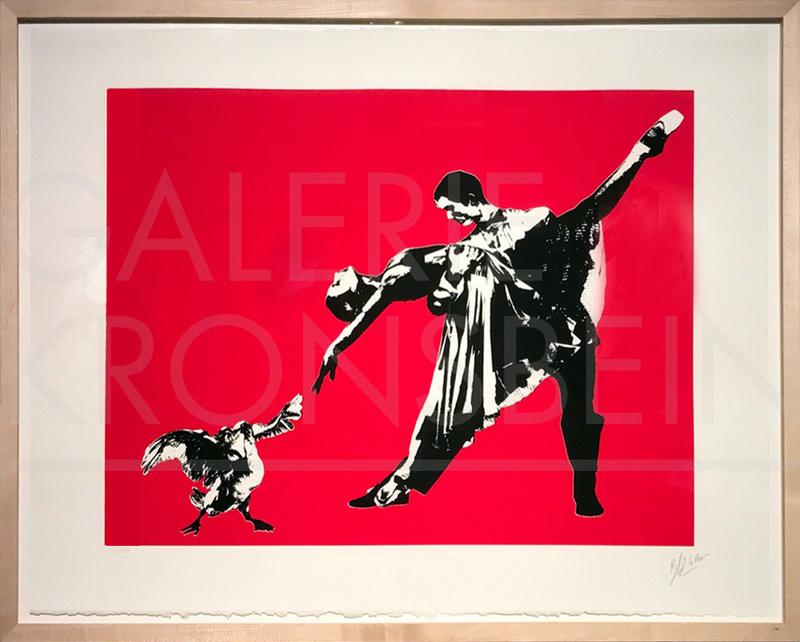 BLEK LE RAT - Print-Multiple - Last Tango in Paris