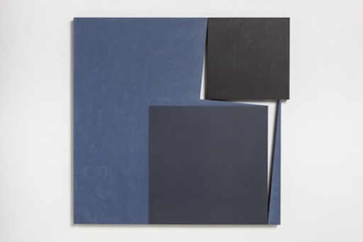 John CARTER - Sculpture-Volume - Transition development (dark colours)