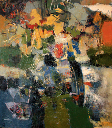 Levan URUSHADZE - Painting - Composition # 84